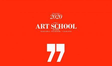 FORRAI ART SCHOOL GRAFIKA VIZSGA SZAKDOKUMENTÁCIÓ VÁLOGATÁS 2020